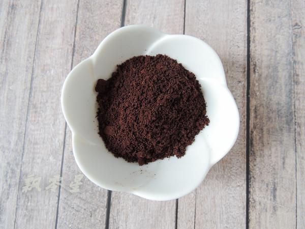 椰子水冰摇咖啡的做法图解