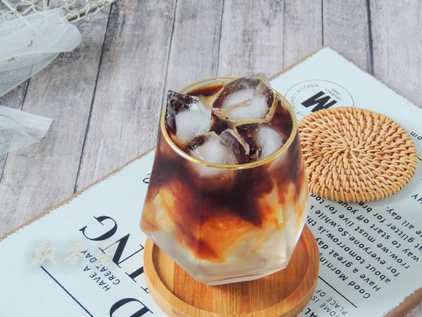 椰子水冰摇咖啡怎么炒