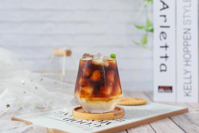椰子水冰摇咖啡怎么煮