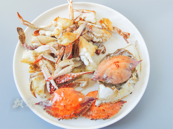 梭子蟹和咖喱碰撞出的美味,简单零失败怎么做