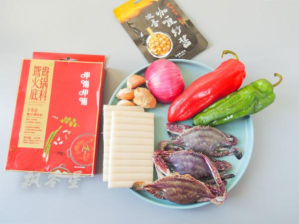 梭子蟹和咖喱碰撞出的美味,简单零失败的做法大全