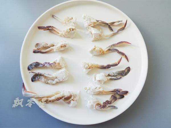 梭子蟹和咖喱碰撞出的美味,简单零失败的简单做法