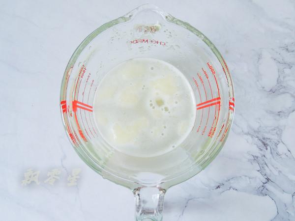 桂花椰子冻的步骤