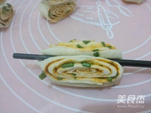 韩式辣酱花卷怎样做