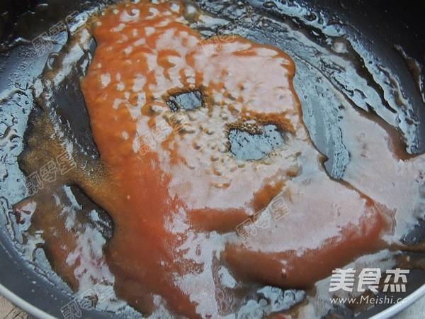 茄汁排条怎样炒