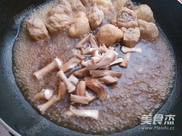 油豆腐镶肉怎么煮