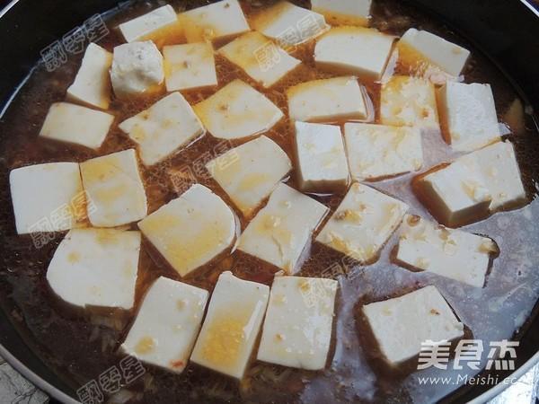 麻婆豆腐怎样炖