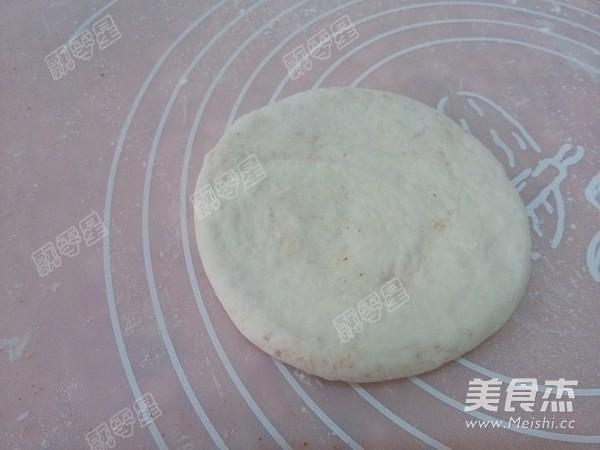 荆州锅盔的制作