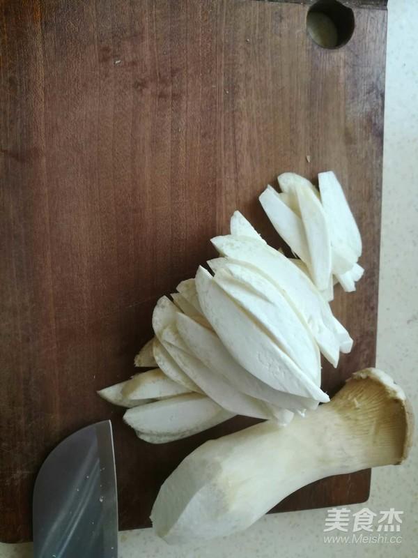 小炒杏鲍菇的做法大全