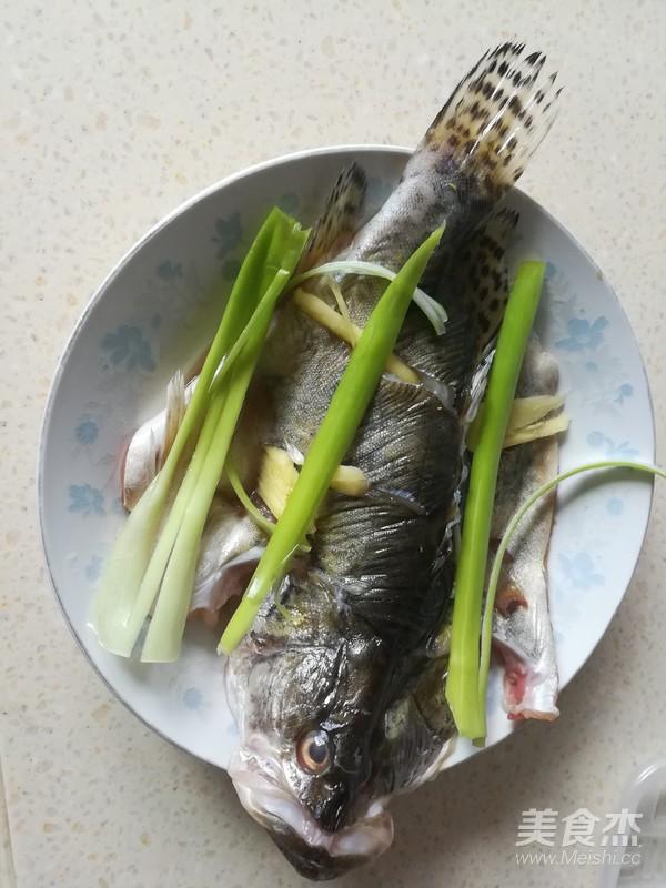 清蒸桂花鱼的做法大全