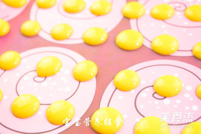 蛋黄溶豆怎样做