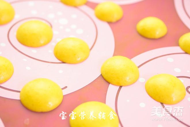 蛋黄溶豆怎样煮