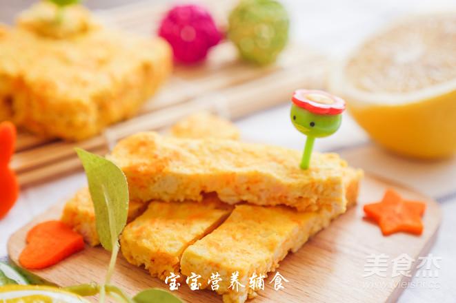 豆腐虾肉蔬菜条的做法大全