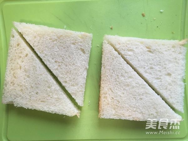 快手早餐——鸡蛋三明治的做法大全