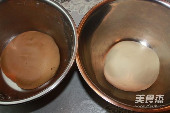枣泥双色刀切馒头(含枣泥做法)怎么煮