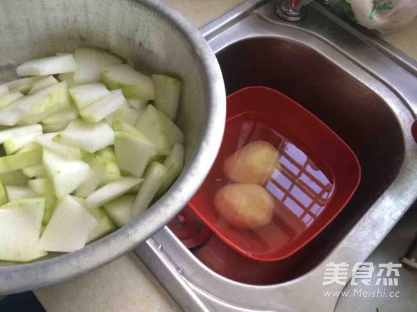 少油版大锅菜的简单做法