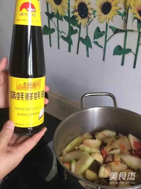 少油版大锅菜怎样炒