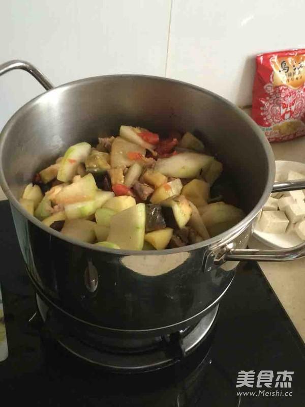少油版大锅菜怎样做