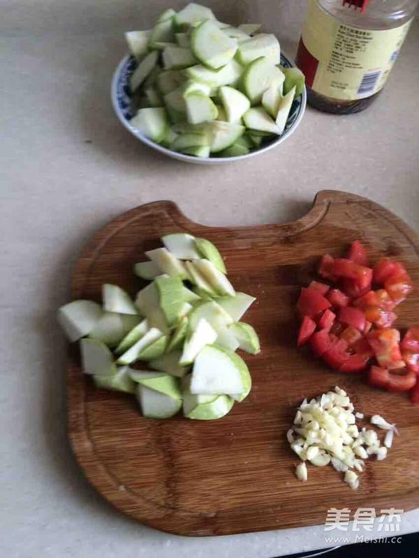 西葫芦炒番茄的做法大全