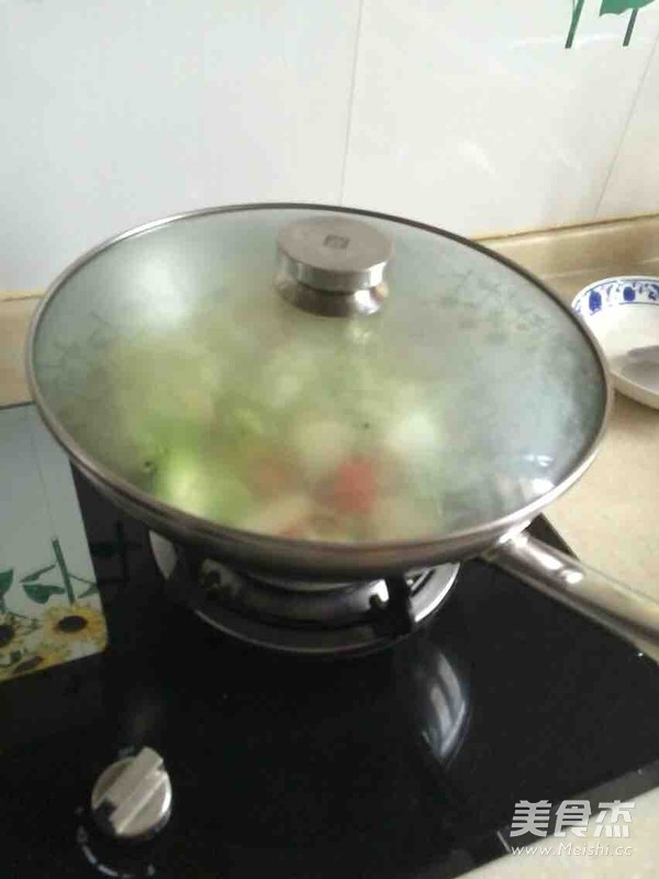 西葫芦炒番茄怎么做