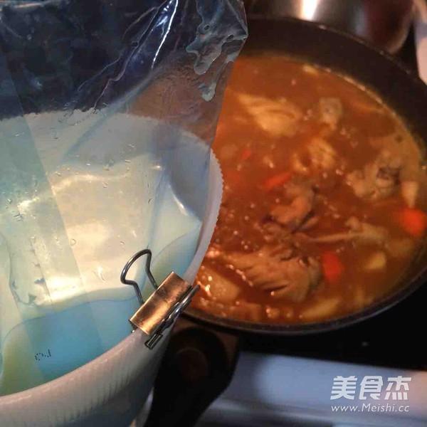 咖喱鸡腿怎样做