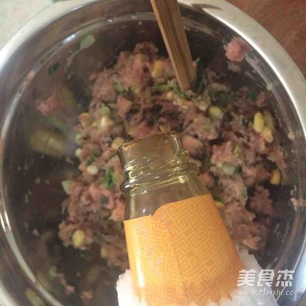 鸡肉香菇饺子怎样做