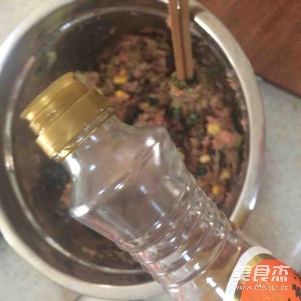 鸡肉香菇饺子怎样煮