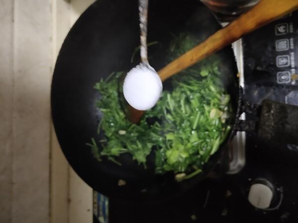 炒香菜怎么做