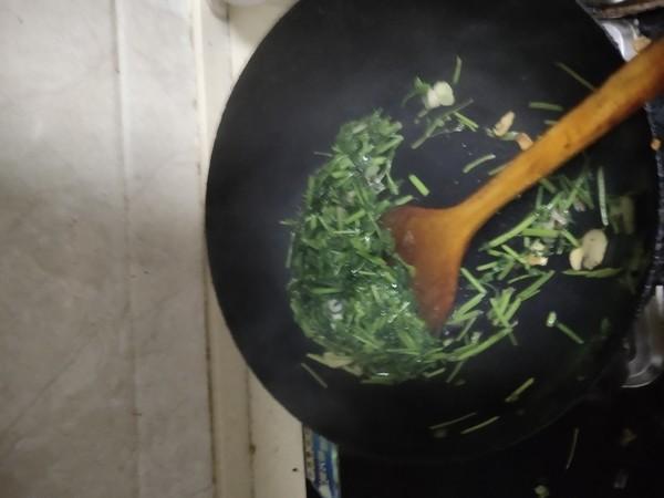 炒香菜怎么煮