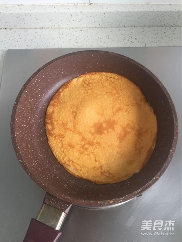番茄鸡蛋卷饼怎么煮