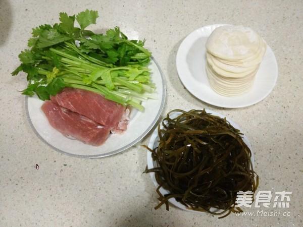 海带鲜肉大馄饨的做法大全