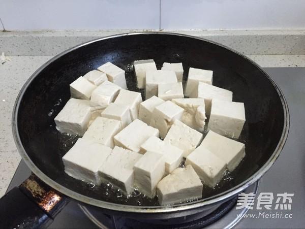 牛肉丸焖豆腐的做法图解