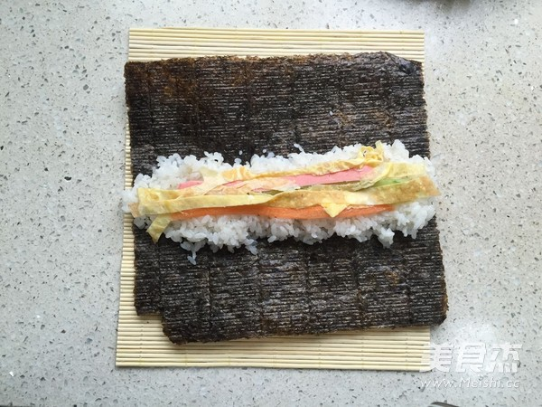快手寿司怎么炒