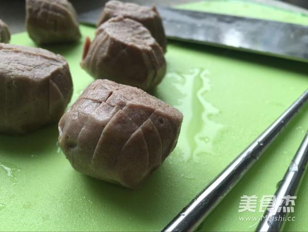 牛肉丸米饼怎么吃