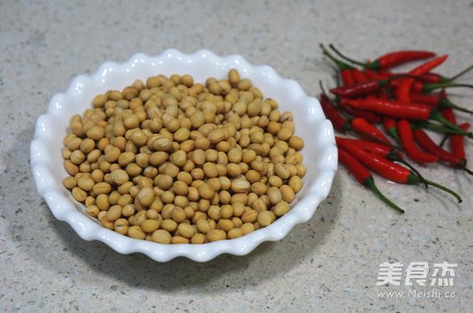 剁椒黄豆的做法大全