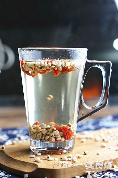 薏米枸杞茶怎么炒