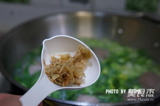 牛肉丸青菜汤怎么炒
