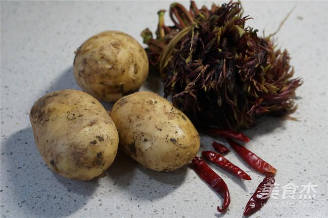 香椿煎土豆的做法大全