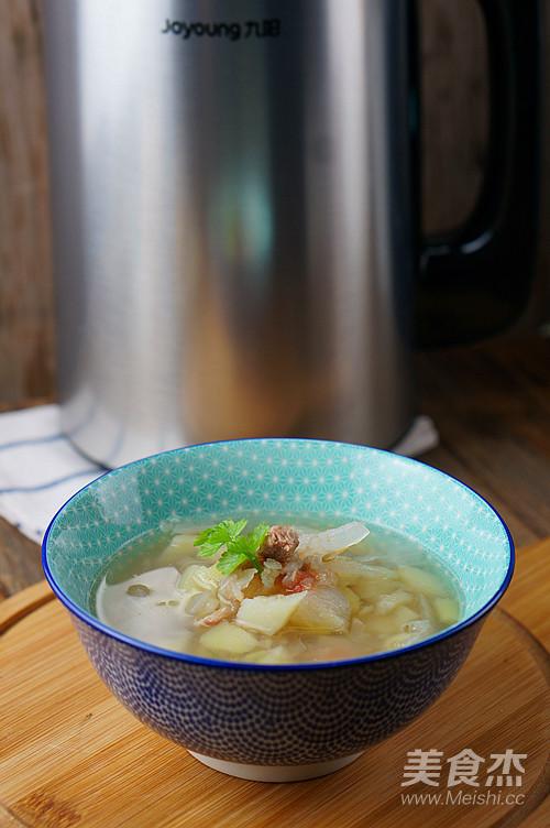 豆浆机版时蔬牛肉汤怎么煮