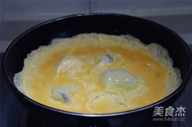 鸡蛋培根卷的做法图解