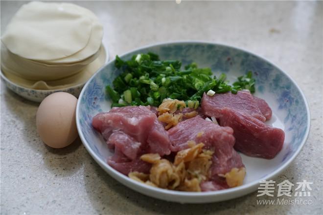 冬菜鲜肉大馄饨的做法大全