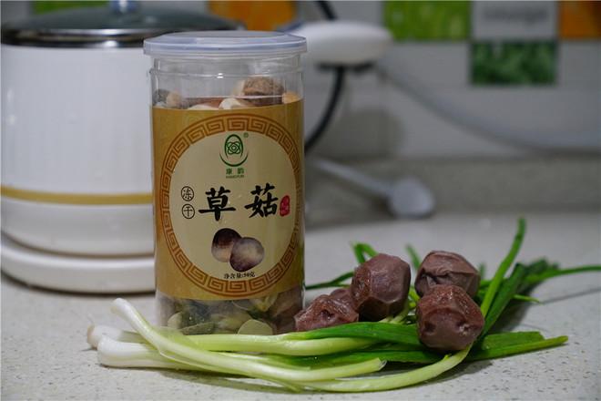 草菇牛肉丸汤的做法大全