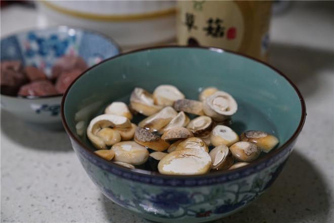 草菇牛肉丸汤的做法图解