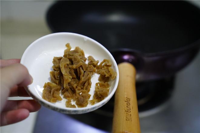 豆腐菜脯丝瓜汤的做法图解