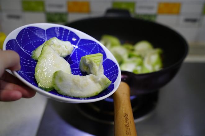 豆腐菜脯丝瓜汤的家常做法