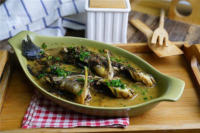 芽菜黄刺鱼怎么做