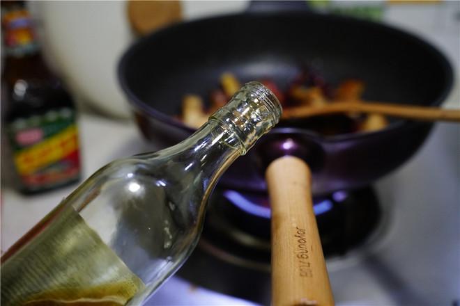 洋葱香菇五花肉怎么做