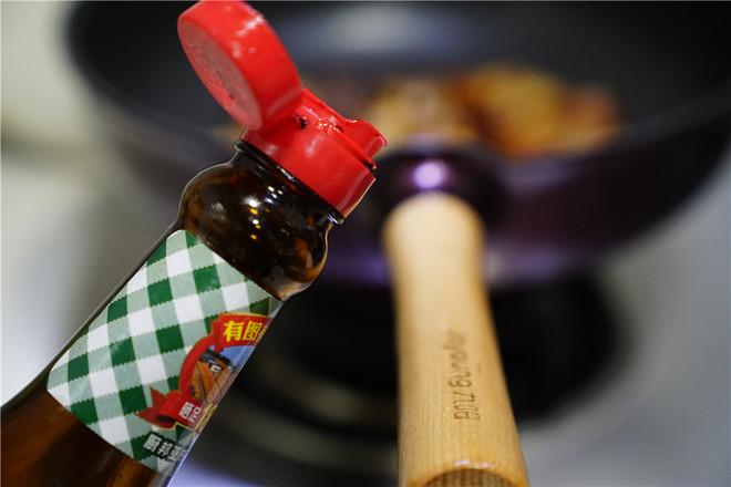洋葱香菇五花肉怎么煮