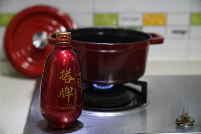 酒香牛腩怎么做
