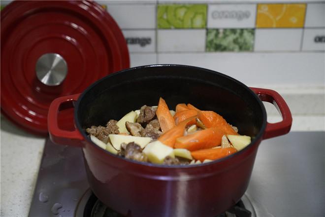 酒香牛腩怎么煮